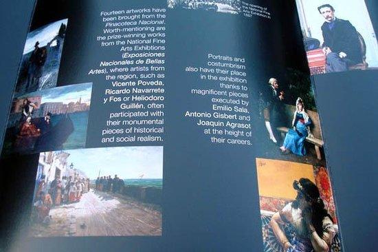 Museo de Bellas Artes Gravina (MUBAG): MUBAG leaflet