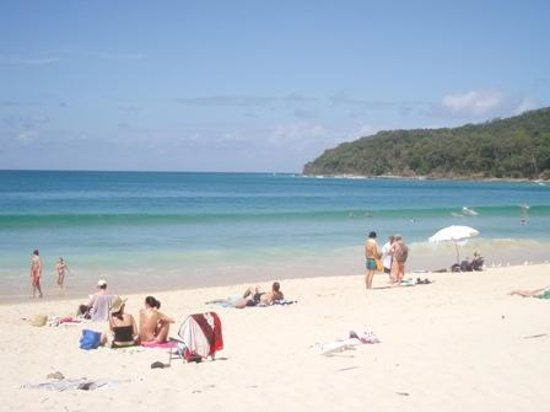 Noosa Main Beach: Noosa Beach 2