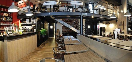 Brasserie la cantine de deauville restaurant avis for Garage des etoiles montigny les cormeilles