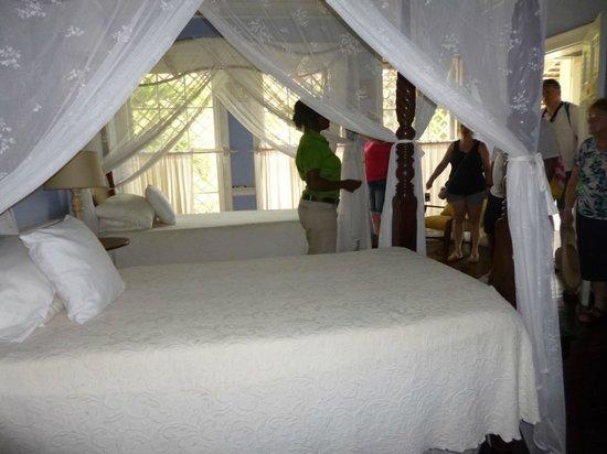 Good Hope Plantation : Bedroom