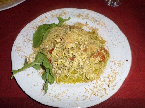 NiloSira B&B e Osteria nel cuore del Salento : Ottimi piatti