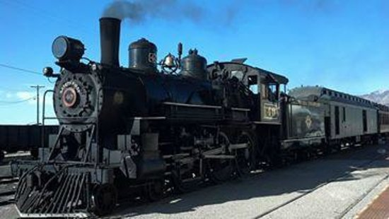 Steam Locomotive Picture Of Nevada Northern Railway Museum Ely Tripadvisor