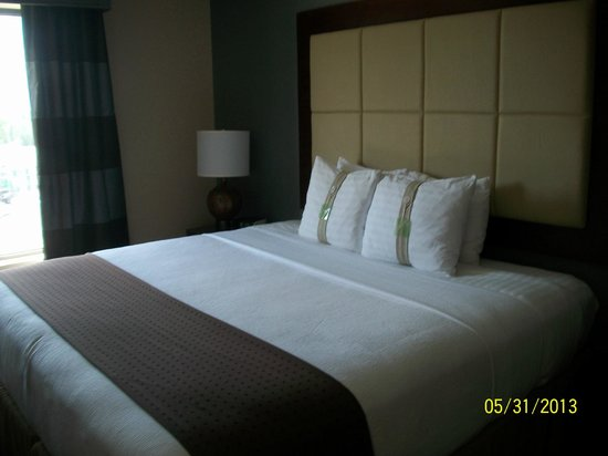 Hampton Inn Atlanta-Stockbridge: our room