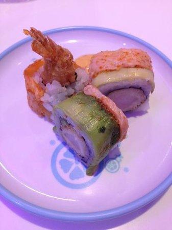 Planet Sushi : Miam le Tiger!
