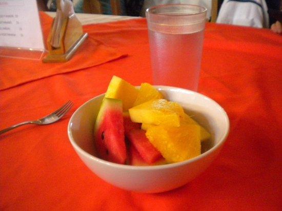 Hotel Jardines de Monteverde: Breakfast