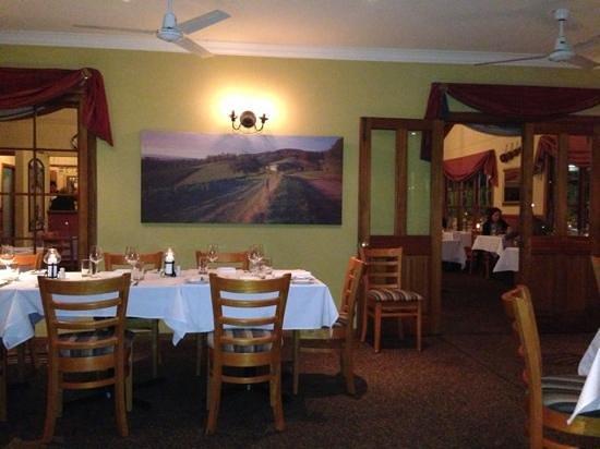 Il Cacciatore Restaurant: the restaurant