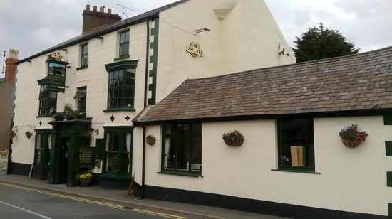 Abergele, UK: The Bull Hotel