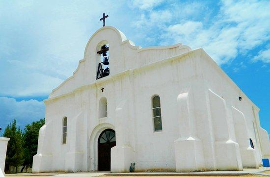 San Elizario Historic District: Mission Church