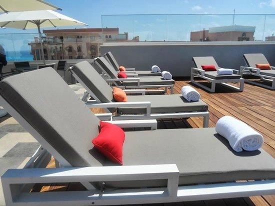Aloft Cancun: SUN/POOL DECK