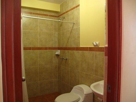 Hotel Casa de Mama Valle: cuarto de baño