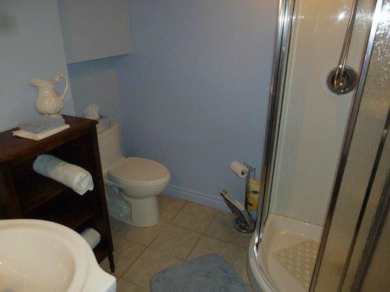 Normandale Century Inn: Bathroom