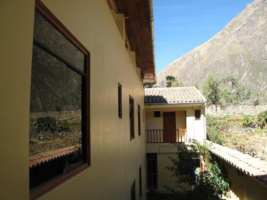 Hotel Casa de Mama Valle: vistas