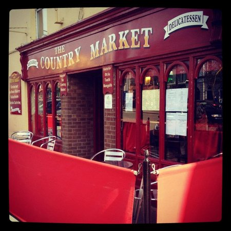 The Country Market Restaurant: The Country Market, Castleisland
