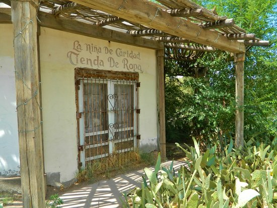San Elizario Historic District: Bordertown Charm