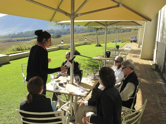 The Cape Town Tour Guide Co.: Wine Tasting
