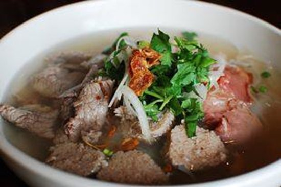 Issei Noodle: #4 Beef Pho