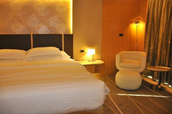 The Meydan Hotel: dormitorio