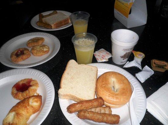 Comfort Inn Times Square West: colazione