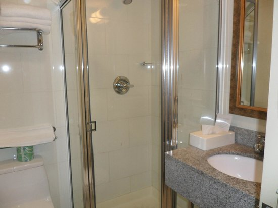 Comfort Inn Times Square West: bagno
