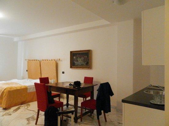Hotel Leon D'Oro: cocina