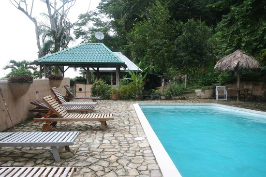 Hostel Plinio: the awesome pool