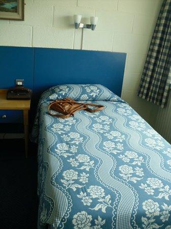 Derrynane Hotel: Pojedyncze łóżko