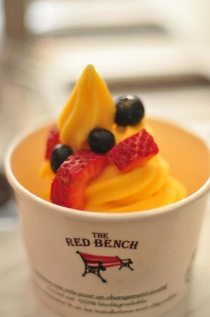 Photo of Restaurant The Red Bench at 611 Yonge St, Toronto M4Y 1Z5, Canada