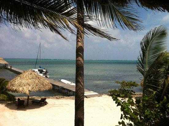 Xanadu Island Resort: View from #3 balcony