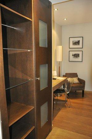 Hotel Entredos: armario