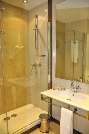 Hotel Entredos: baño