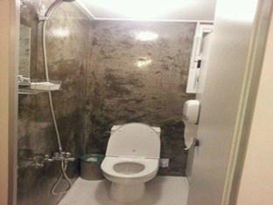 Fortune Hongdae Hostel: restroom