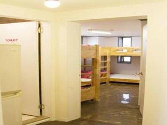 Fortune Hongdae Hostel: room