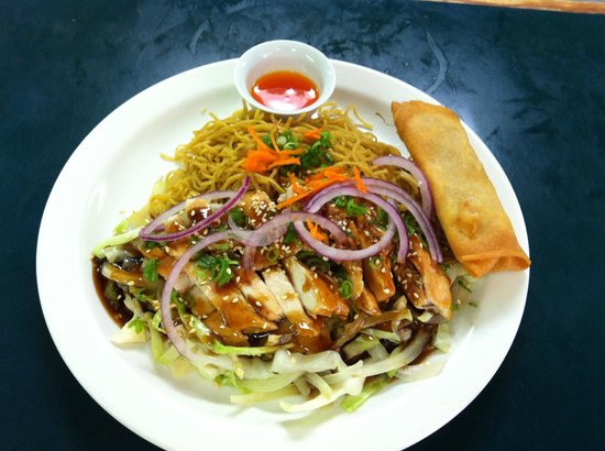 The Valhalla Inn : Have a great Gourmet Chinese meal in New Denver