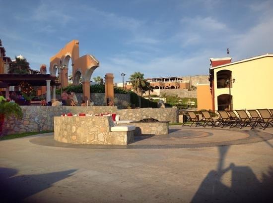 Hacienda Encantada Resort & Spa: Fire Pit