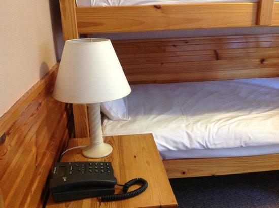 Smithton Hotel: Bed