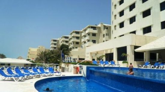 Occidental Tucancun: hotel