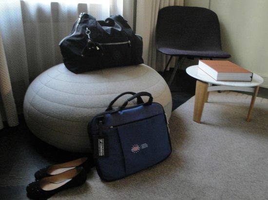 Nobis Hotel: hotel room