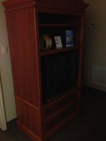 Hawthorn Suites by Wyndham Orlando Lake Buena Vista : Old TV