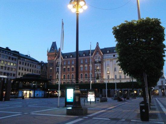 Nobis Hotel: hotel building