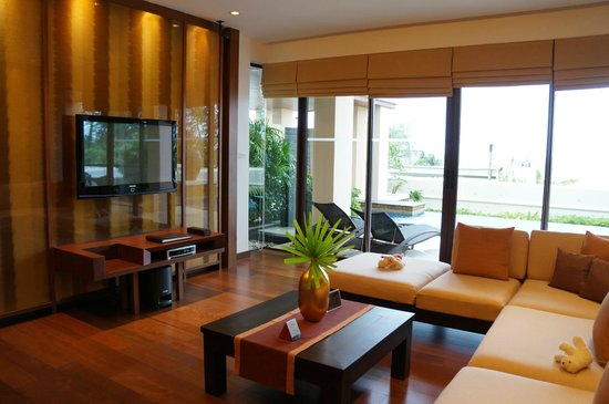 Movenpick Resort Bangtao Beach Phuket: Living room