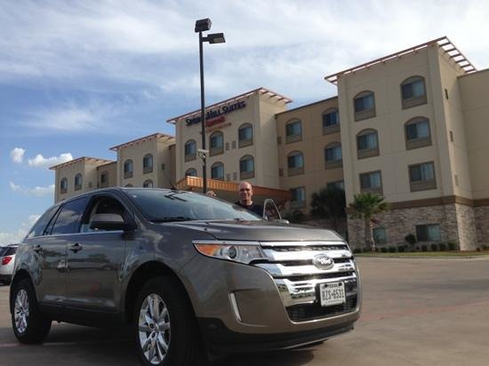 SpringHill Suites by Marriott Waco Woodway : Add a caption