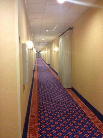 Fairfield Inn & Suites Houston Intercontinental Airport: hallway