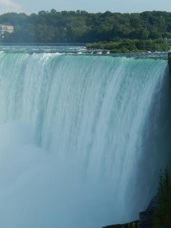 Comfort Inn Fallsview: the positives, the amazing falls.