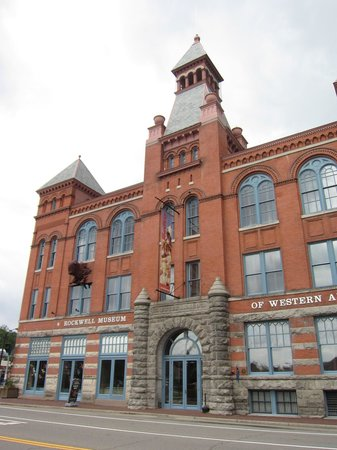 The Rockwell Museum of Western Art