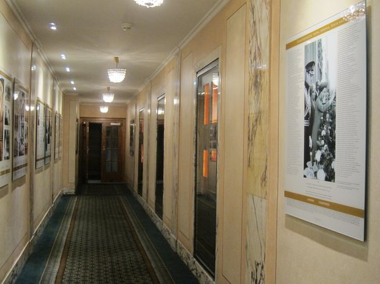 Hotel Imperial Vienna: don't forget to visit the gallery