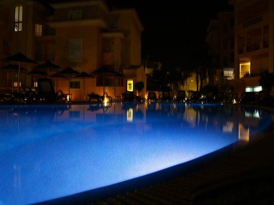 Estrela da Luz: piscina