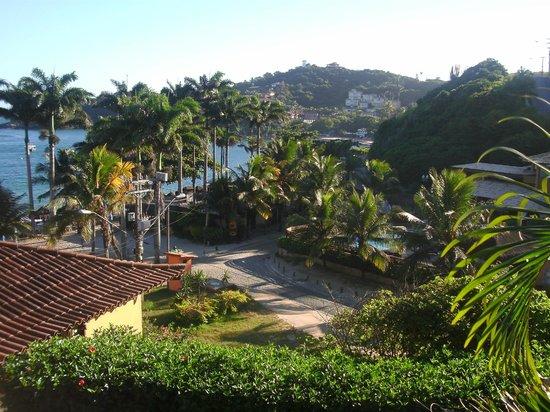 La Boheme Hotel e Apart Hotel : vista desde la Boheme.