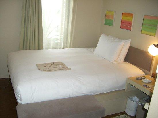 Hotel Resol Ikebukuro: 南向きの客室