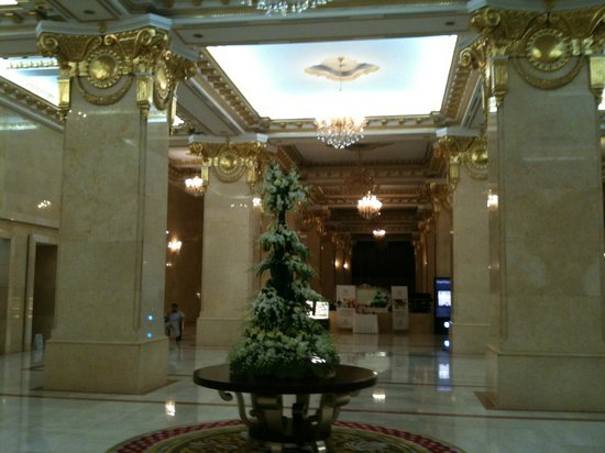 Grand Plaza Hanoi Hotel : 大廳