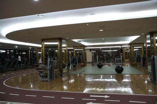Grand Plaza Hanoi Hotel: 健身房